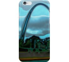 Point of View St.Louis Arch iPhone Case/Skin