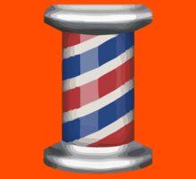 Barber Pole Apple / WhatsApp Emoji Kids Clothes
