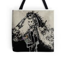 sinister bunny Tote Bag