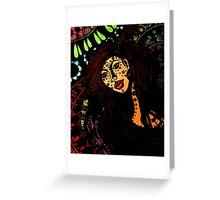The Spiritual Catalyst  Greeting Card