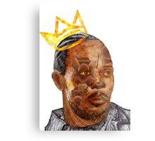Omar The King Metal Print