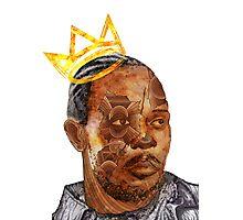 Omar The King Photographic Print