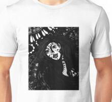The Spiritual Catalyst B & W Unisex T-Shirt