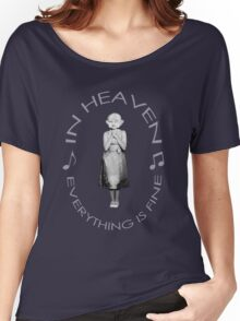 Lady in the radiator singing Women's Relaxed Fit T-Shirt