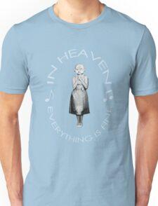 Lady in the radiator singing Unisex T-Shirt