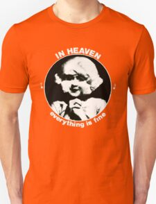 In heaven (Circle) Unisex T-Shirt