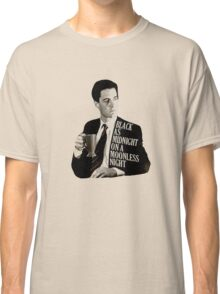 Cooper and good cup of coffee Classic T-Shirt