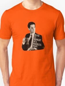 Cooper and good cup of coffee Unisex T-Shirt