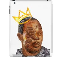 Omar The King iPad Case/Skin