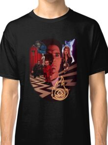 A_TWIN PEAKS_A Classic T-Shirt