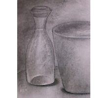 Carboncino Study Photographic Print