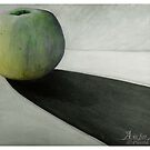 A is for Apple by Paula Stirland