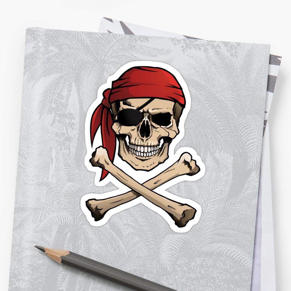 Skull and Crossbones stock vector Illustration of scary