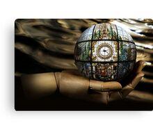 ATime'sDroplet...Meditation Canvas Print