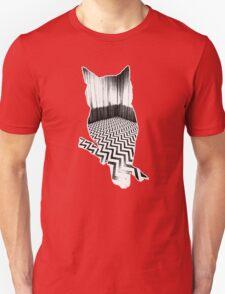 Owl (Twin Peaks) B-W T-Shirt
