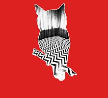 Owl (Twin Peaks) B-W Unisex T-Shirt