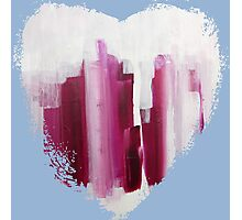 Draw Your Swords - Abstract Heart II Photographic Print
