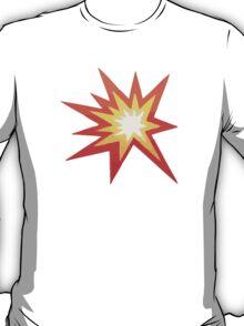 Collision Symbol Apple / WhatsApp Emoji T-Shirt