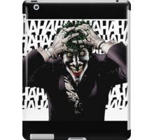 jokerr1 iPad Case/Skin