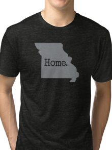 Missouri Home MO Pride Tri-blend T-Shirt