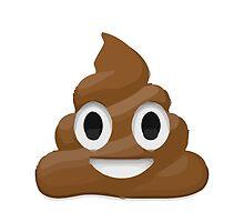 Pile Of Poo Apple / WhatsApp Emoji by emoji