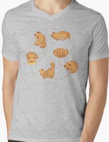 Everyday life Mens V-Neck T-Shirt