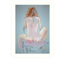 Nude IV Art Print