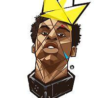 King Kunta - Kendrick Lamar by popephoenix