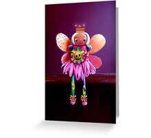 CHUNKIE Birthday Fairy Greeting Card