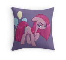 Pinkamena Diane Pie Throw Pillow