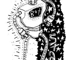 robot star by edward  croucher