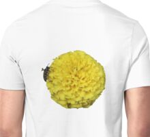 wasp on yellow flower  Unisex T-Shirt