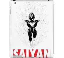 Dragon Ball Z Saiyan T shirt iPad Case/Skin
