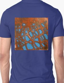Ocean Sunset Blast Unisex T-Shirt