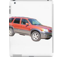 Mazda Tribute iPad Case/Skin