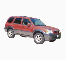 Mazda Tribute by zdownes11