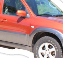 Mazda Tribute Sticker