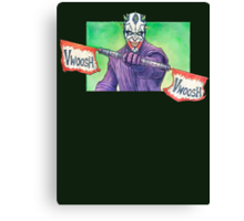 The joker Maul Canvas Print