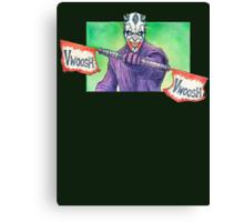 The joker Maul Canvas Print
