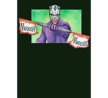 The joker Maul Photographic Print