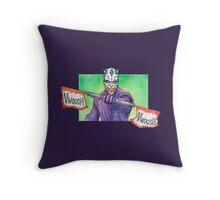 The joker Maul Throw Pillow