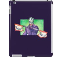 The joker Maul iPad Case/Skin