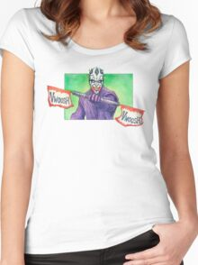 The joker Maul Women's Fitted Scoop T-Shirt