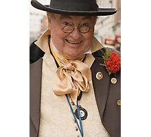 Mr Bumble Photographic Print