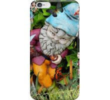 Naughty Gnome and Friends iPhone Case/Skin