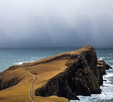 Neist Point Light House by tinnieopener