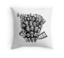 All directors films Throw Pillow