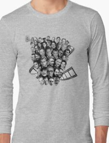 All directors films Long Sleeve T-Shirt