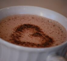 Hot Chocolate Love by Rowan  Lewgalon