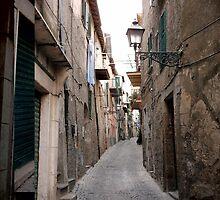 Italy Village III by Jan Carlton